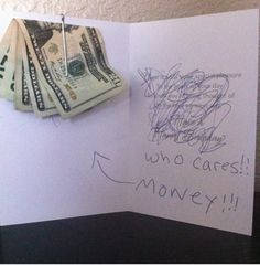 Birthday card - Funny! so doing this !