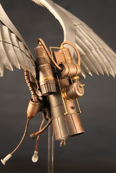SteamPunk Archangel by PackRatStudios - Marvel Legends