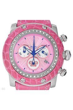 GLAM ROCK Swiss Movement Diamond Ladies Watch - Enviius