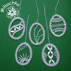 Bobbin Lace Patterns, Lace Heart, Lace Jewelry, Needle Lace, Lace Making, Beautiful Crochet, Hobbies And Crafts, Lace Detail, Fiber Art