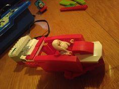 let's lego santa's sleigh