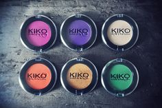 I have to say I have a slight KIKO obsession since discovering their foundation on holiday in Spain, and it's SO cheap! :) xXx