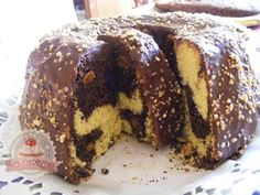 Hungarian Cake, Hungarian Recipes, Cookie Recipes, Dessert Recipes, Ring Cake, Savarin, Classic Cake, Cake Cookies, Food To Make