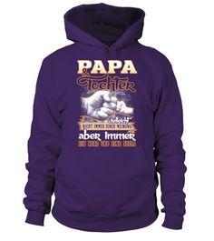 PAPA & TOCHTER IMMER EIN HERZ UND EINE SEELE T SHIRT - T-shirt