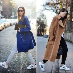 adidas superstars- coat_ style