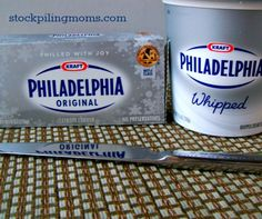 How to freeze cream cheese and tips for thawing it!