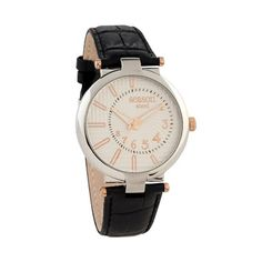 Series Black, Black Leather, Seasons, Watches, Accessories, Wristwatches, Seasons Of The Year, Clocks, Jewelry Accessories