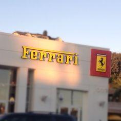 Bought myself a Ferrari today. #pocketmoney #ferraristore hahaha Web Instagram User » Followgram