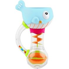 Buy Escabbo: Magic Fountain Whale at Mighty Ape NZ. Escabbo: Magic Fountain Whale – Bath Rattle The Escabbo magic fountain water toy features a colourful design that creates a new experience for your c.