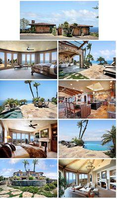 """Sabe a casa que a Lauren Conrad morava em Laguna Beach com os pais? A casa que foi """"cenário"""" para todo o drama LC+Stephen+Kirstin? Então, ela está à venda! Se você está a procura de uma nova morada, faça o favor de assinar o cheque (Lady Kate) no valor de 17.9 MILHÕES DE DÓLARES! A …"""