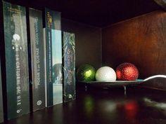 Cómo hacer esferas decorativas con lentejuelas