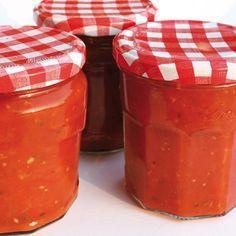 Tomaten-Sugo einkochen