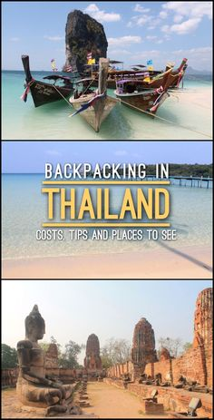 All you need to know about backpacking in Thailand, including how much it'll cost and the best places to visit.