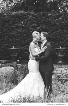 Beautiful lace mermaid style wedding dress | Photography: Dehan Engelbrecht