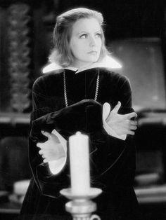 "Greta Garbo, ""Queen Christina"", 1933."