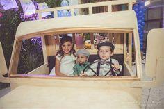 Caminhão festa brinquedos antigos  Cris festas infantis