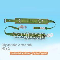 Dây đai an toàn 2 móc khóa nhỏ D02 – Hotline: 0901344049