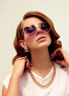 f880944b29db MUST HAVE HEART GLASSES THIS SUMMER! Love Lana Del Rey