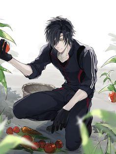Thé love of m'y life Anime Boys, Manga Anime, Hot Anime Boy, Manga Boy, Cute Anime Guys, Anime Art, Date Masamune, Image Manga, Handsome Anime Guys