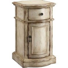 Blending stately style and casual elegance, this chic design brings eye-catching allure to your living room, den, or master suite. Product...