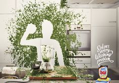 Solves Every Washing Problem | Creative Ad Awards