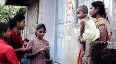 Map Your World | The Revolutionary Optimists-- Children from the slums of Kolkata work to make sure that all the children in their area are vaccinated against polio.