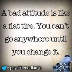 Attitude check