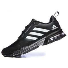 fad0aaf81178 Adidas Marathon TR 13 Running Shoes Core Black White Mens Shoes Online