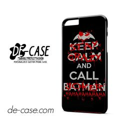 Stay Crazy & Call Joker DEAL-10122 Apple Phonecase Cover For Iphone 6/ 6S Plus