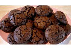 κύρια φωτογραφία συνταγής Μπισκότα Soft King Healthy Snaks, Cookie Recipes, Dessert Recipes, Biscuit Bar, Death By Chocolate, Sweet Desserts, Cake Cookies, Bakery, Good Food
