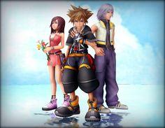 Destiny island trio