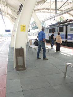 Dworzec PKP Gliwice i zdrój wibrobetonowy ELKAY LK4591