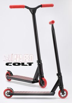 Envy Scooters Colt | red