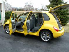 Chrysler PT Cruiser Route 66 3dition