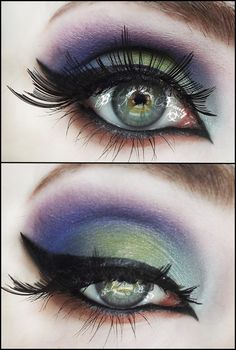 Fear The Living  My look using the entire #ConcreteMinerals Zombie Girl collection!