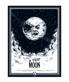 A Trip to the Moon / Le Voyage dans la lune - 1902. Ok this is obviously a French silent film directed by Georges Méliès, but it's so important to film history I had to include it here.