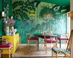 Salle à manger 2017's Most Popular Colors for Interiors (According to Instagram)