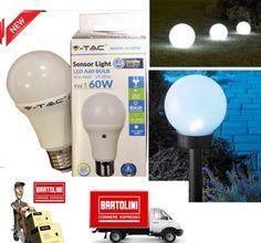 LAMPADA-E27-LAMPADINA-LED-9W-Globo-Luce-Calda-con-Sensore-Crepuscolare-NEWS