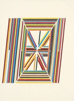 The Whole Alphabet, Tauba Auerbach, 2006  Discover the coolest shows in New York at www.artexperience...