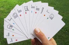 Siruca Palying cards