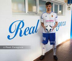 Edu Bedia Real Zaragoza 2016/17 20ª incorporación (jugador nº 726)