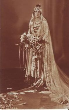 21 March 1929: Princess Martha of Sweden marries Olav, Crown Prince of Norway.