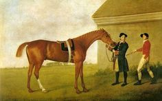 18:18 Eclipse is considered the greatest ever British racehorse, having an unbeaten career of 18 races between May 1769 and October 1770.