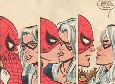 Spider-Man & Black Cat