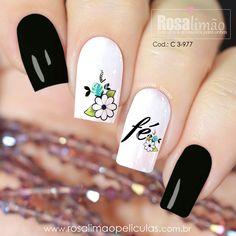 Novos modelos de películas com diversas estampas, tem pra todos os gostos 😍 Saiba valores, receba o catálogo completo e adquira pelo Whats App 📲 (17) 99601-7921 Ansiosas para mostrar todos os modelos pra vc! 😃 #nails #unhas #unhasdecoradas #unhasdasemana #manicure #esmalte #manicuretop #tendencia #nailsart #nailsdesign #nailstyle #nailsalon #beautiful #joiasdeunha #nailgram #unhasideia #lovenails #dasemana #fashion #instanails Manicure, Classy Nails, Nail Arts, Finger, Hair Beauty, My Favorite Things, Perfect Nails, Pretty Nails, Gorgeous Nails