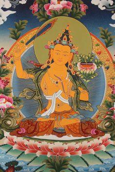 Dharma Store for Buddhist Supplies - Buddha Statues, Singing Bowls, Tibetan Thangka, Meditation Gifts, Altar Accessories and Tibetan Rugs - Shakya Handicraft Buddha Buddhism, Buddhist Art, Tibet Art, Lotus Logo, Buddha Decor, Thangka Painting, Meditation Gifts, Sacred Art, Tantra