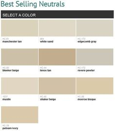 selling & popular shades of yellow & gold paint colors from Benjamin Moore.Best selling & popular shades of yellow & gold paint colors from Benjamin Moore. Neutral Paint Colors, Interior Paint Colors, Paint Colors For Home, Gray Paint, Greige Paint, Ppg Paint, Interior Painting, Beige Color, Paint Colors
