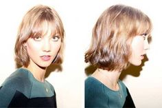 Karlie Kloss Short Haircuts for Women 2015