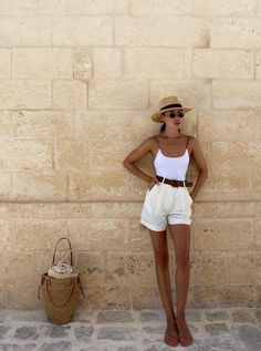 Trendy Summer Outfits, Summer Fashion Trends, Summer Fashion Outfits, Summer Trends, Holiday Outfits, Spring Outfits, Spring Fashion, Looks Style, Looks Cool