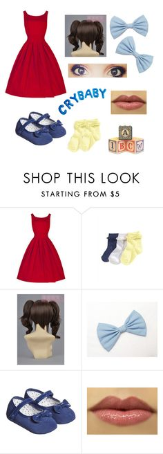 """× Alphabet Boy {Melanie Martinez} × ©"" by khodionna ❤ liked on Polyvore featuring moda"